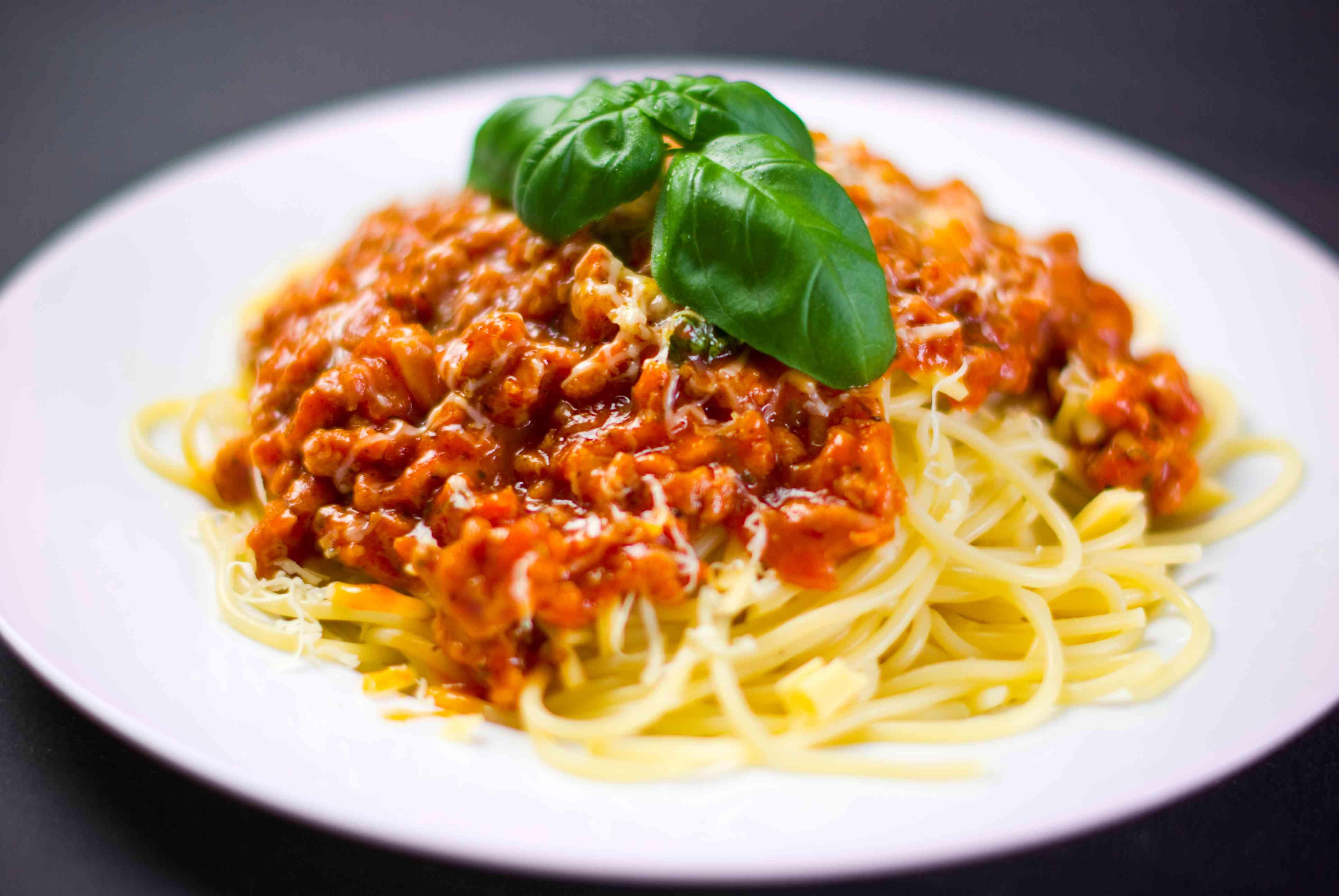 Spaghetti Bolentilaise