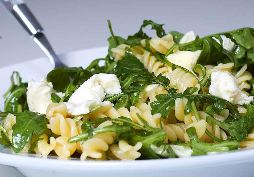 Zucchini and Garlic Pasta